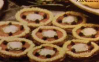 Tartine picante