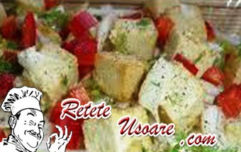 Salata-cu-branza-tofu