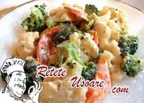 Salata cu brocoli si conopida