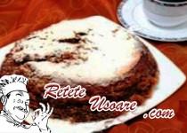 Budinca de cafea cu orez