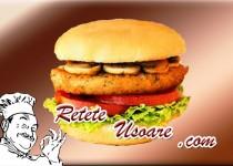 Hamburger Vegetarian