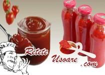 Ketchup de rosii