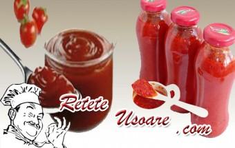 Ketchup-de-rosii
