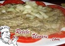 Salata de vinete romaneasca