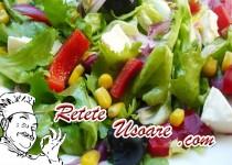 Salata in culori