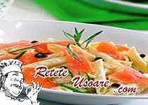 Salata de somon cu paste