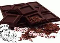 Inghetata Cu Portocale Si Ciocolata