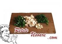 Salata De Ciuperci Cu Sos De Mustar Si Iaurt