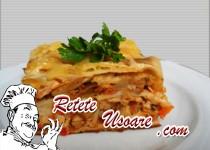 Lasagne la cuptor